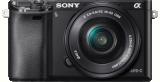 Sony ILCE6000LB.CEC     Digitális fénylépezőgép