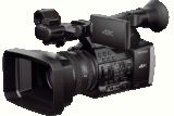 SONY FDRAX1EB.CEE   4K Digitális Kamera