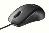 Trust Carve USB Optical Mouse - Black